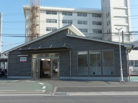 伊予鉄道・郡中線 余戸駅 1