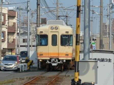 伊予鉄道・郡中線 余戸駅 9