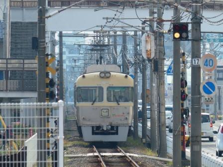 伊予鉄道・郡中線 土居田駅 4