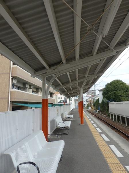 伊予鉄道・郡中線 土橋駅 3