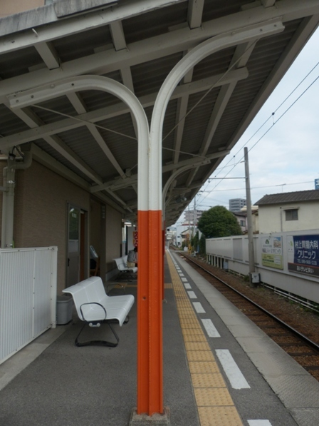 伊予鉄道・郡中線 土橋駅 4