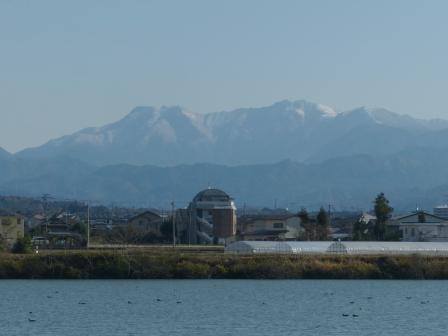 石鎚山 遠望 1
