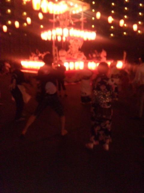 盆踊り 勝どき
