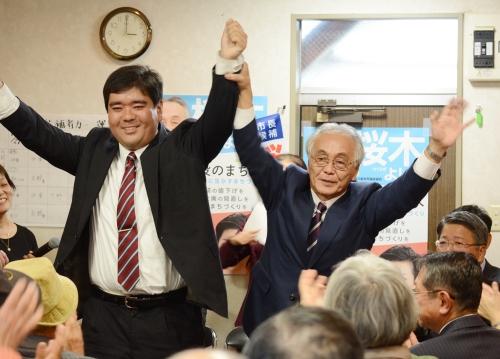 171125桜木よしお事務所開きパート1・東久留米DSC_0263