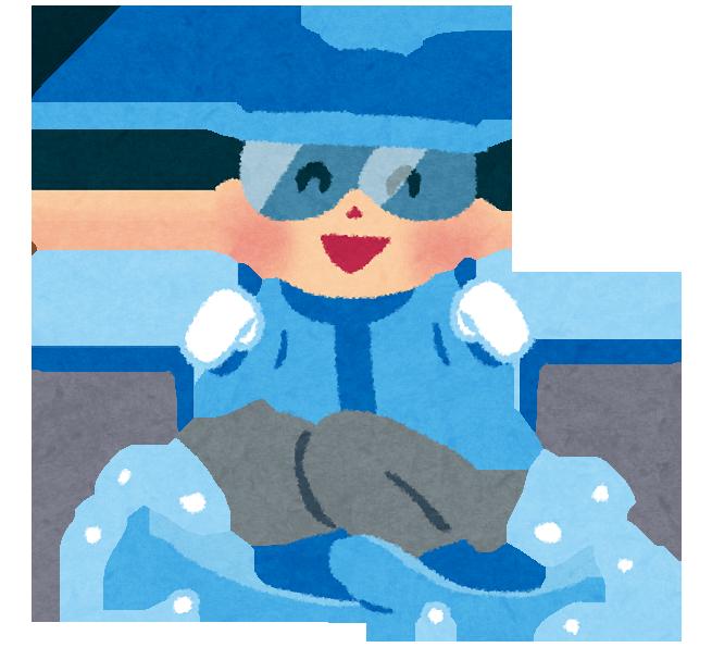 スキー場で楽しく稼げるお仕事