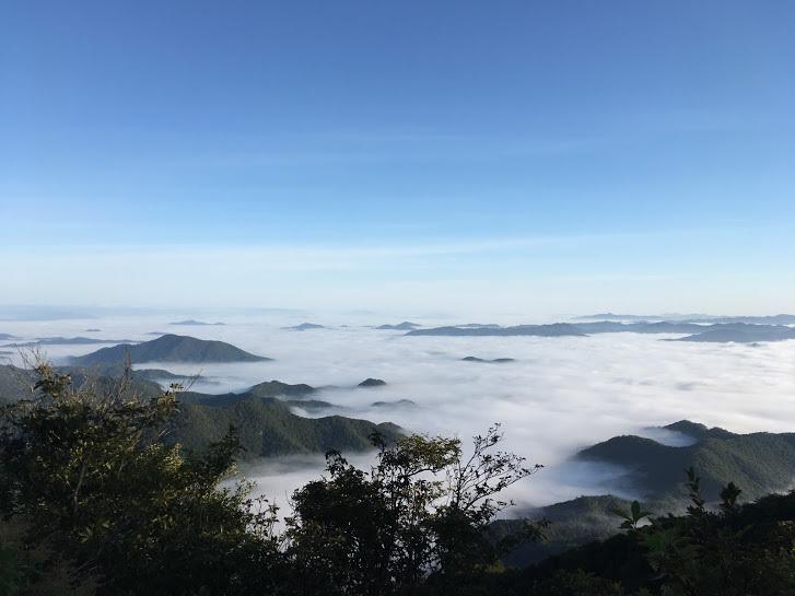 2017三嶽/手前ピーク
