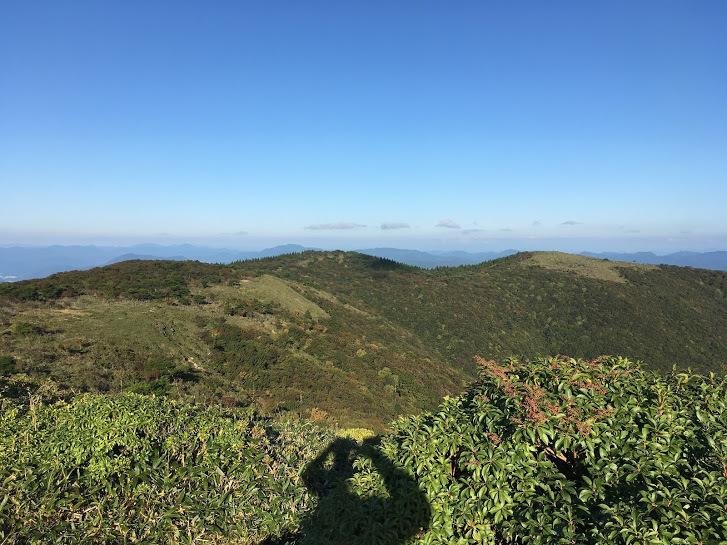 2017段ヶ峰/山頂風景