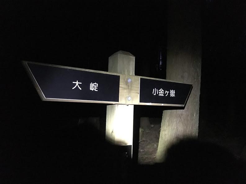 2017小金ヶ嶽/案内