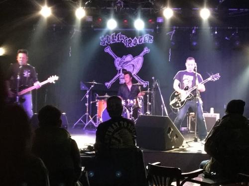 17年11月12日(日)  カーマスードラ(京都) / J-ROGER / Gemstone / 誠