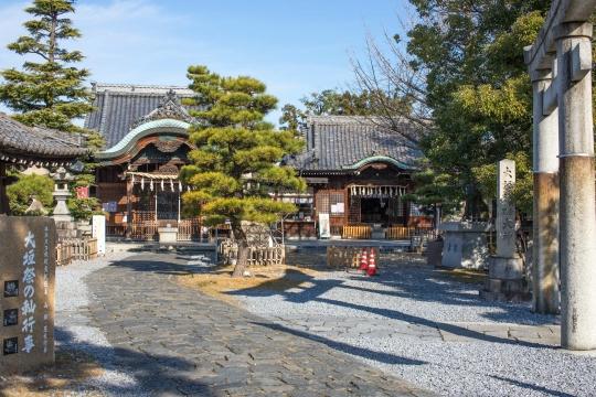 大垣八幡神社 02