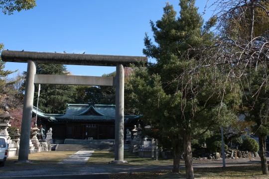 濃飛護国神社 01
