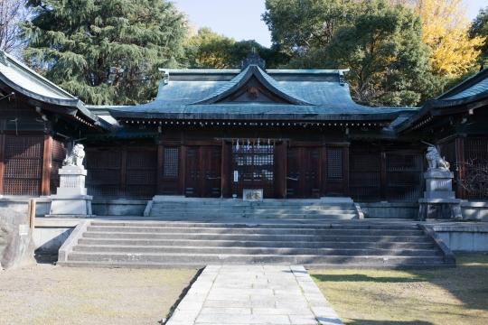 濃飛護国神社 02