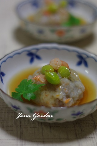 レンコン饅頭171113