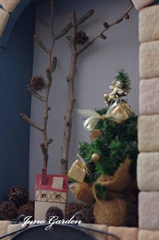 クリスマス飾り171117