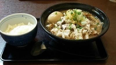 黒ラガー麺