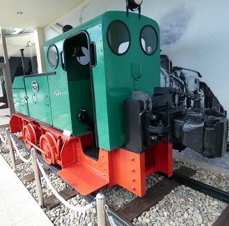 ディーゼル機関車 オットー