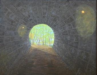 隧道 キャンバスの会