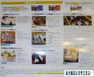 チムニー 優待案内02 201709