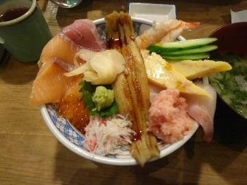 SFPホールディングス 磯丸水産 海鮮こぼれ丼01 0710 201702