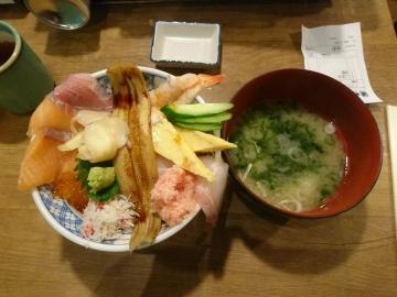 SFPホールディングス 磯丸水産 海鮮こぼれ丼03 0710 201702
