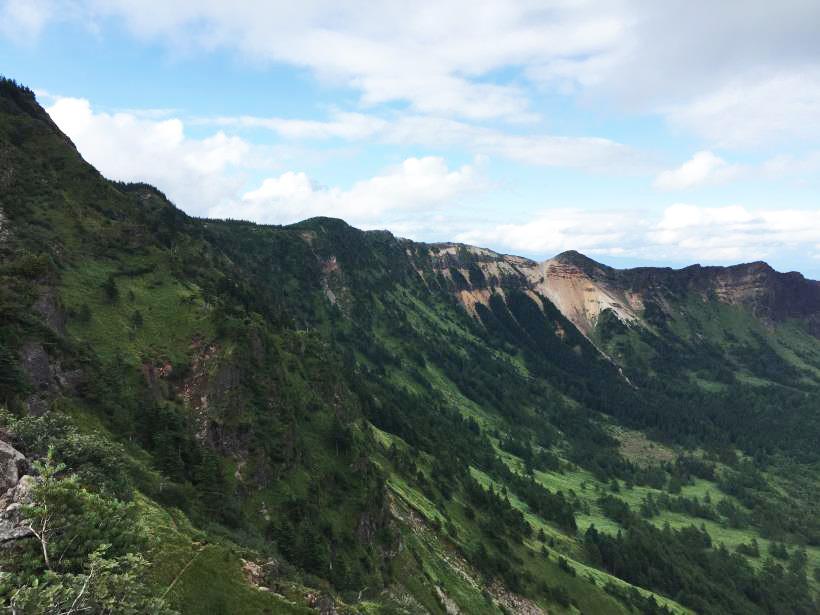 浅間外輪山501