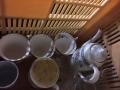 ロイヤルアルバート2 石油ファンヒーター、四国八十八軸、食器 s