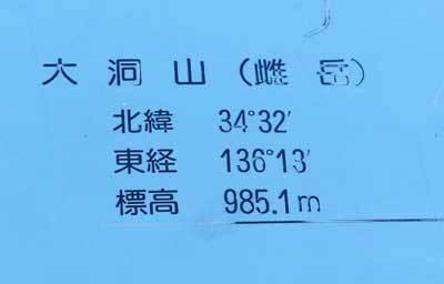 171127大洞山頂上