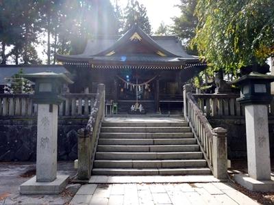 盛岡城_櫻山神社