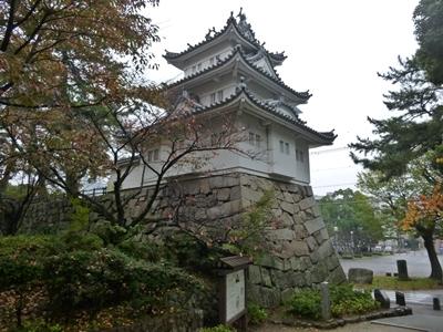 津城_模擬櫓