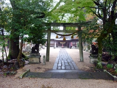 伊勢亀山城_亀山神社