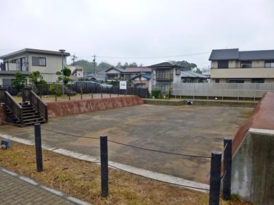 伊勢亀山城_西ノ丸外堀