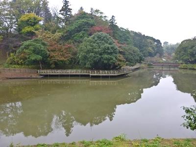 伊勢亀山城_本丸北外堀