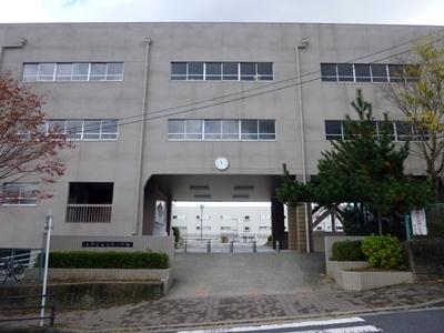 名張陣屋_名張小学校