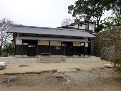 岡城_風呂屋敷