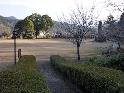 森陣屋_陣屋跡