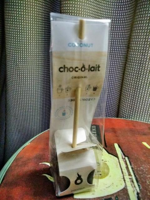 ベルギー製ホットチョコレート ココナッツ1