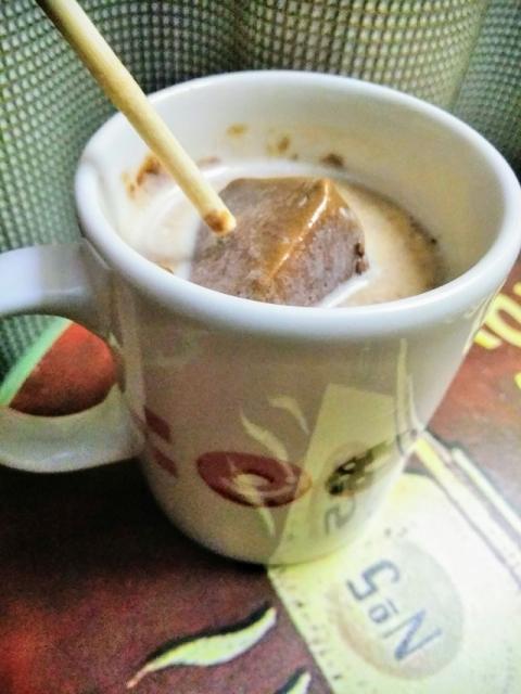 ベルギー製ホットチョコレート ココナッツ2