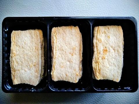 オランダ製ロカ社のゴーダチーズクリスプ2