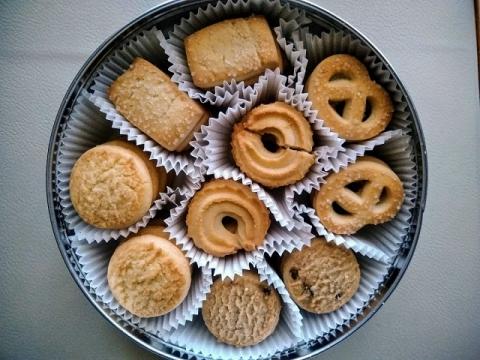 ポルトガル製ダネジタ社製ダニッシュクッキー2