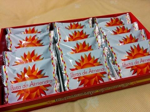 スペイン土産用アーモンドクッキー2