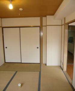 シェモア雪ヶ谷 206 部屋③