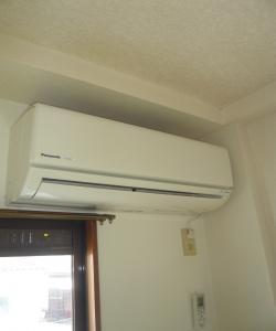 リバーコーポ65 206 エアコン