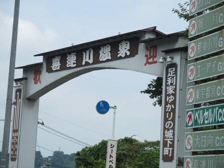 栃木 喜連川温泉