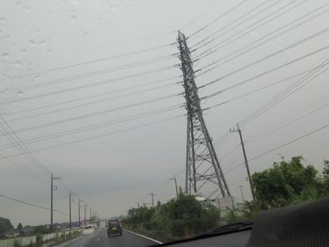 栃木県 鉄塔