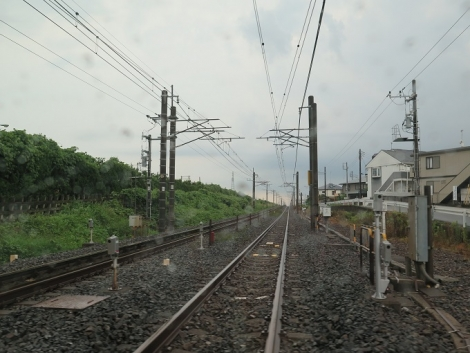 栃木 線路