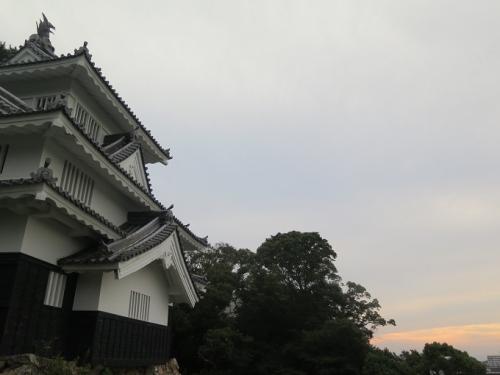 豊橋公園 鉄櫓