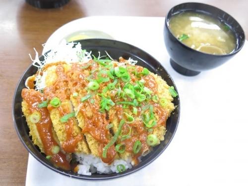 東松山味噌カツ丼