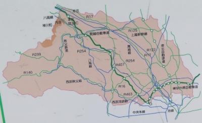 埼玉 道のオアシス神川