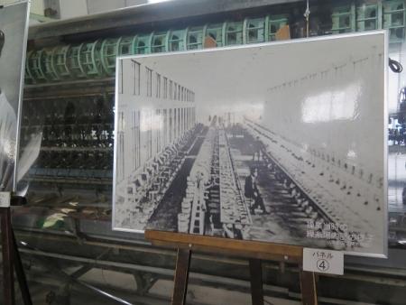富岡製糸場 操糸場 操業当時の操糸場