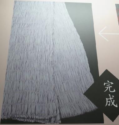 富岡製糸場 完成 シャーリングマフラー